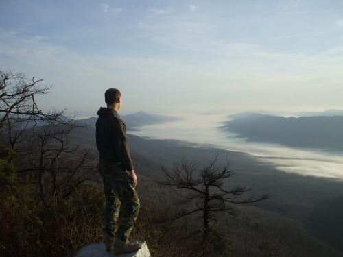 On Tuscarora's Summit